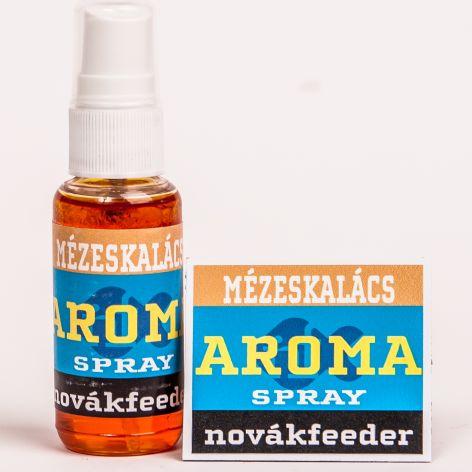 Novák Feeder aroma spray mézeskalács