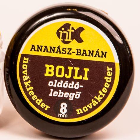 Novák Feeder bojli ananász-banán 8 mm